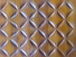 Circle Wall Pattern Bali Bev Dunbar Maths Matters