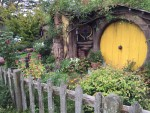 Circular Door Sam Wise House Hobiton NZ Bev Dunbar Maths Matters