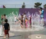 Circular Water Feature in Action Bev Dunbar Maths Matters