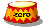 Circus Podium - zero - place value