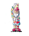 Clown1 - John Duffield duffield-design