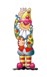 Clown1  - John Duffield duffield-design