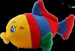 Colourful fish Bev Dunbar Maths Matters