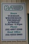 Community Transport Hours Bev Dunbar Maths Matters