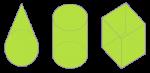Cone Cylinder Cube John Duffield duffield-design