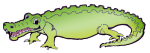 Crocodile 5 m long - John Duffield duffield-design