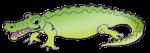 Crocodile 5 m long - John Duffield duffield-design