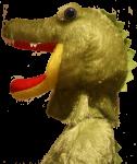 Crocodile Jess - dress up - party Bev Dunbar Maths Matters