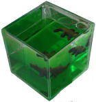 Cube Crocodile Pool Bev Dunbar Maths Matters