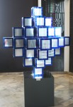 Cube Sculpture 2 Bev Dunbar Maths Matters