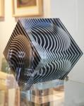 Cube Sculpture Bev Dunbar Maths Matters