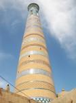 Cylindrical Column Khiva Uzbekistan Bev Dunbar Maths Matters