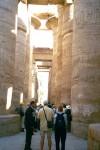 Cylindrical Columns Karnak Bev Dunbar Maths Matters