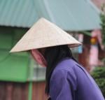 Cylindrical Hat Vietnam Bev Dunbar Maths Matters