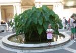Cylindrical Pool Rome Bev Dunbar Matrhs Matters