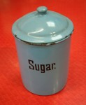 Cylindrical Sugar Tin Bev Dunbar Maths Matters