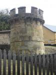 Cylindrical Turret Port Arthur Tasmania Bev Dunbar Maths Matters