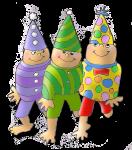 Birthday Party - Dance - John Duffield duffield-design