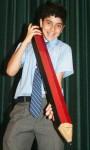 David made a 1 m pencil Bev Dunbar Maths Matters