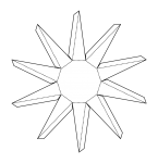 Dec Pyramid Net (bw) John Duffield duffield-design