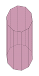 Decagonal Prism - John Duffield duffield-design