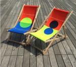Deck Chairs Paris Bev Dunbar Maths Matters