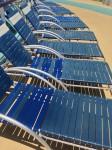 Deck chairs - parallel lines - Bev Dunbar Maths Matters