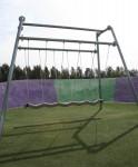 Describe the playground lines Bev Dunbar Maths Matters