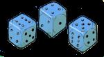 Dice Blue - John Duffield duffield-design