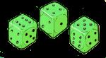 Dice Green - John Duffield duffield-design
