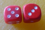 Dice Number 53 Bev Dunbar Maths Matters