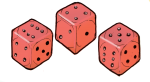 Dice Red - John Duffield duffield-design
