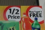 Discount Signs Bev Dunbar Maths Matters