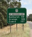 Distances Road Sign Bev Dunbar Maths Matters