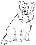 Dog 2 - pet John Duffield duffield-design