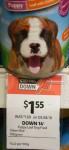 Dog Food 700 g $1.55 Bev Dunbar Maths Matters
