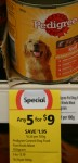 Dog Food 700 g tins 5 for $9 Bev Dunbar Maths Matters