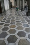 Double hexagon Tessellating Floor Pattern Florence Bev Dunbar Maths Matters