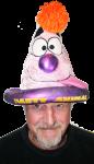 Duffy Funny Cone Hat Bev Dunbar Maths Matters