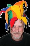 Duffy Funny Hat2 Bev Dunbar Maths Matters