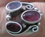 Elliptical Cylinder Grandmas  Jewellery Bev Dunbar Maths Matters