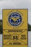 Emergency Channel 88 Sign - Bev Dunbar Maths Matters