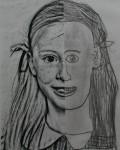 Emily left side face Bev Dunbar Maths Matters