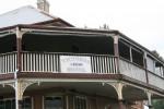 Established 1840 Hotel Sign Bev Dunbar Maths Matters