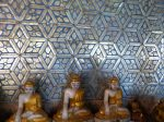 Exquisite Mosaic Mirror Wall Mandalay Myanmar Bev Dunbar Maths Matters