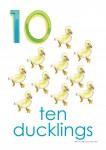 Farm Animals 10 Poster Bev Dunbar Maths Matters