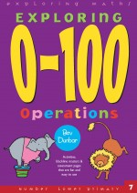 Operations 0-100 Exploring Maths Front Cover