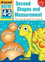 Second Shapes and Measurement Excel Maths Early Skills Front Cover