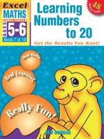 Learning Numbers to 20 Excel Maths Early Skills Front Cover
