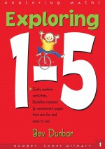 Exploring 1-5 Exploring Maths Front Cover